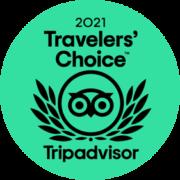 TripAdviserトラベラーズチョイス2021